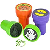 Rhode Island Novelty Halloween Stamps; Includes: Bats, Ghosts, Pumpkins | Pack of 24 |