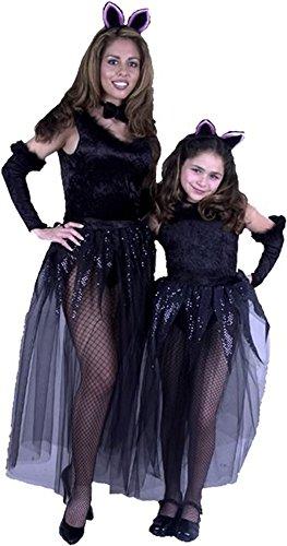Adult Black Cat Costume Size: Women's Large 11-13 ()