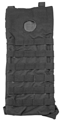 tactical military molle hydration pack- black (Hydration Molle Pack Black)