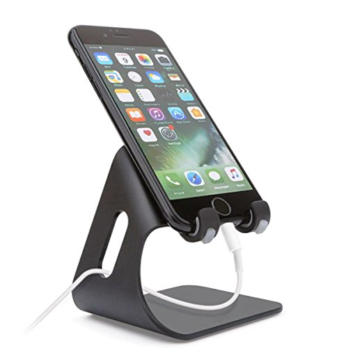 Sebsee Universal Cell Phone Stand Desk Mount Compatible iPhone Android Tablet Holder Accessories by Sebsee