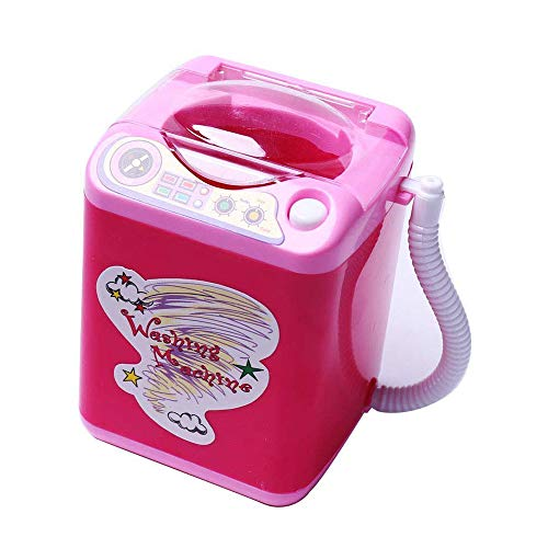 Makeup Brush Cleaner Device Automatic Cleaning Washing Machine for Cosmetic Make Up Brushes Mini Toy