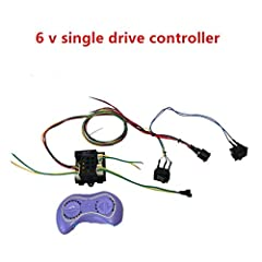 This line can be modified four-wheel drive, dual drive, single drive.You can choose to buy according to the voltage of your model and the number of motors, if you do not know the choice, please contact meThe product does not contain  remote  ...