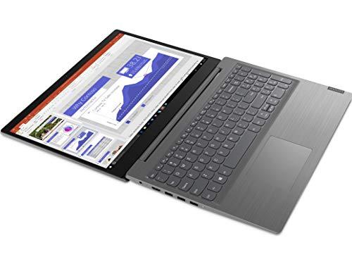 Lenovo V15 Intel Core i3 8th Gen 15-inch HD Thin and Light Laptop (4GB RAM/ 1TB HDD/ Windows 10 Home/ Grey/ 1.85 kg), 81YD001MIH