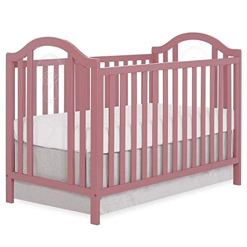 Sweetpea Baby Pacific Acrylic Convertible Crib