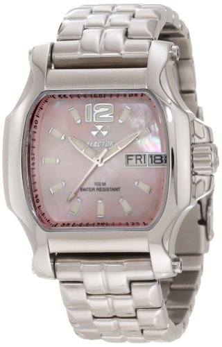 REACTOR Women s 65013 Quark 2 Auhentic Mother-Of-Pearl Dial Watch