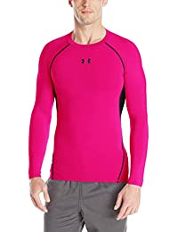 Men's HeatGear Armour Long Sleeve Compression Shirt