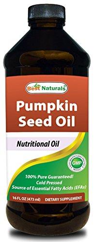 Best Naturals Pumpkin Seed Oil 16 fl oz 473 ml