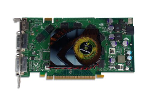 HP 490646-B21 nVIDIA Quadro FX 1700 - 512MB - PCI Express x16 - DVI