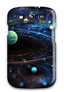 Hot Hot Fashion Design Case Cover For Galaxy S3 Protective Case (sphere) 7166573K81984877