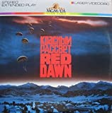 Red Dawn - Laserdisc