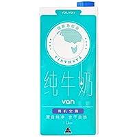VAN 有机全脂纯牛奶1L*6(澳大利亚进口)