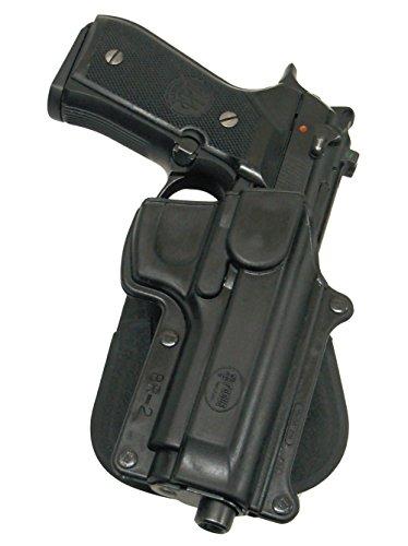 Fobus neu verdeckte Trage Pistolenhalfter Halfter Holster für Beretta 92F/96 ohne Schiene, außer Brigadier, Vertec und Elite / Taurus PT 92 cs, PT99 / Feg P9R Pistole