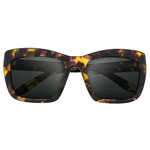 Bonnie Polished Vintage Tortoise Frame With Grey - Sunglasses Kim Dior Kardashian