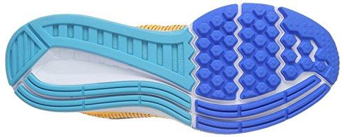 Nike Air Zoom Structure 19, Scarpe da Corsa Uomo Arancione (Laser Orange/Blk-pht Bl-gmm Bl)