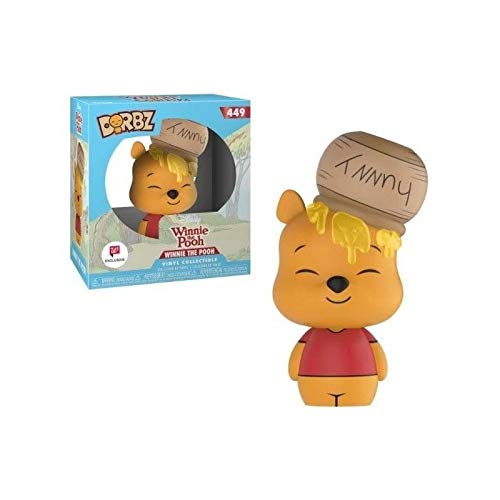 (Winnie the Pooh - Pooh With Hunny Bucket Dorbz)