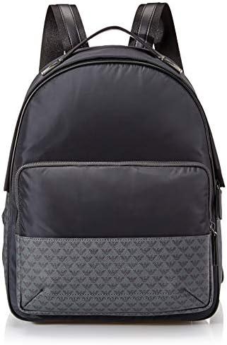 Emporio Armani Zaino Mens Backpack Black