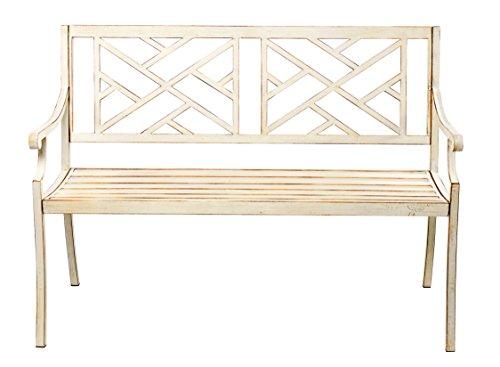 outdoor garden bench - 6
