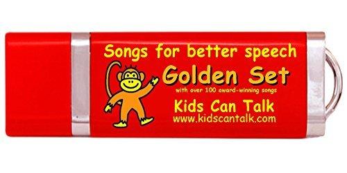 Children speech development tools award winning product image