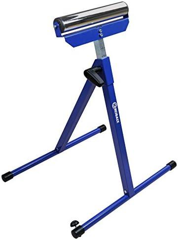 Kobalt Steel Adjustable Roller Mail order OFFicial site cheap Stand