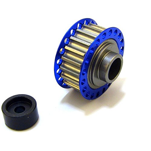 Hot Racing SCF125P20 Center One-Way Pulley 20t SC10x4