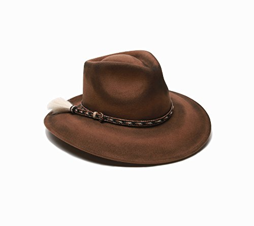 ale-by-alessandra-womens-roxy-dene-adjustable-distressed-felt-hat-with-horse-tail-trim-brown-one-siz