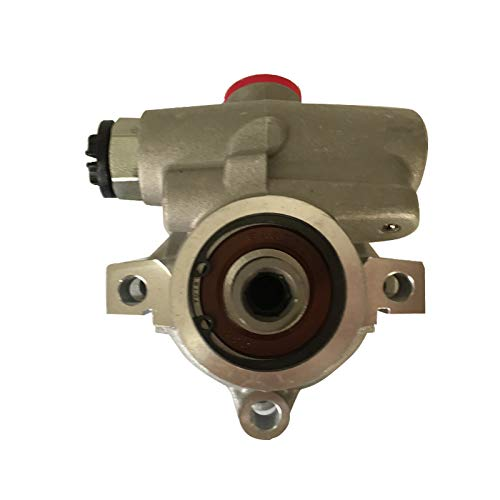 Grand Cherokee Power Steering - DRIVESTAR 20-607 Power Steering Pump for 1999-2004 Jeep Grand Cherokee 4.0L 4.7L, OE-Quality Power Steering Pump Grand Cherokee 1999 2000 2001 2002 2003 2004