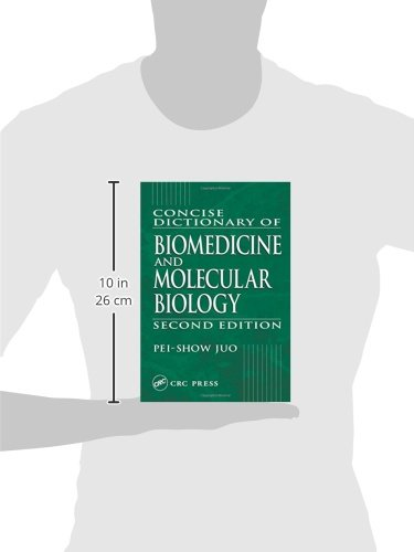 Concise Dictionary of Biomedicine and Molecular Biology