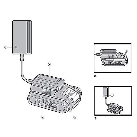 Amazon.com: FidgetFidget WA3760 - Cargador para batería de ...