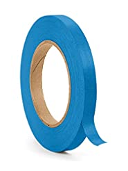 Dark Blue Colored Paper Tape, 2160