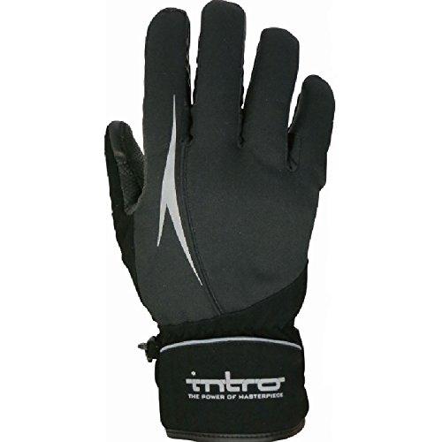販売員重要路面電車INTRO(イントロ) Stealth 3 Winter Full finger グローブ black L