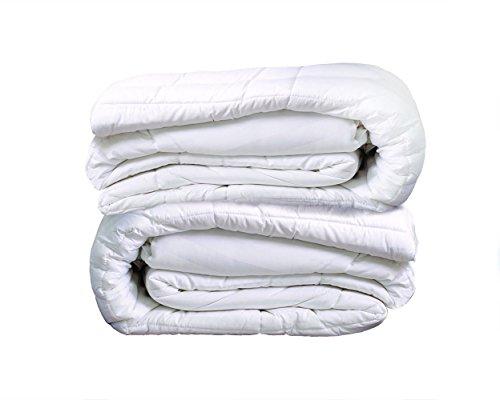 Cariloha Bamboo Duvet Comforter 100% Viscose from Bamboo - All Season Duvet Comforter (Queen)