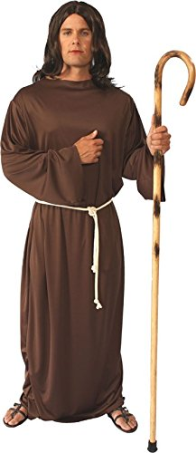 Alexanders Costumes Adult Biblical Gown, One Size, Brown -