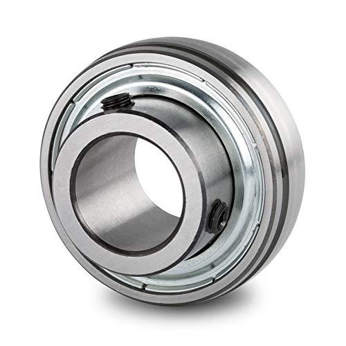 DOJA Industrial | Rodamientos SA 208 INOX Cojinete de Bolas ...