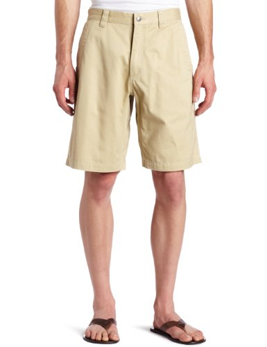 Mountain Khakis Men's Teton Twill Short Relaxed Fit (Sand, 42-Width) ()