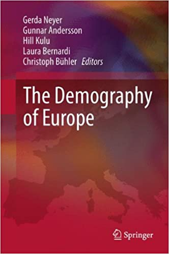 Image result for The Demography of Europe book
