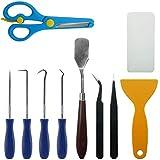 10 Pieces Craft Vinyl Weeding Tools Craft Basic Set Craft Vinyl Tools
