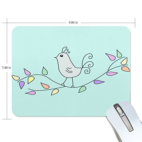 Of The Birds Lengthen Thickening of the Mouse Pad for Office Games ()