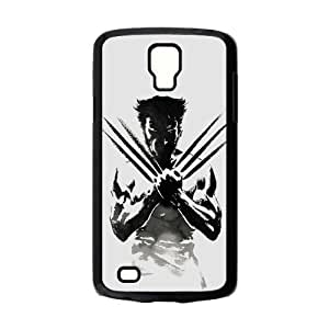 Nice X-Men Series Wolverine Design Snap on Hard Plastic Samsung Galaxy S4 Active i9295 Best Durable Case Cover
