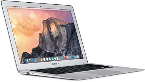 Apple MacBook Air MJVM2LL/A 11.6-Inch 128GB Laptop (Renewed)