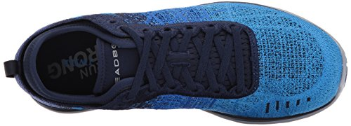 Uomo Blu Armour Scarpe Threadborne Running UA Fortis Under SUFqYwq