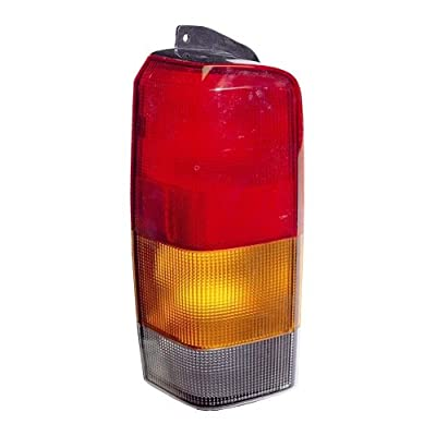 DEPO 333-1926R-US Replacement Passenger Side Tail Light Assembly (This product is an aftermarket product. It is not created or sold by the OE car company): Automotive