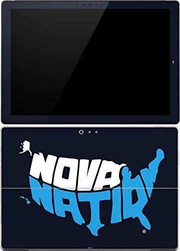 Amazon com: Villanova University Surface Pro 4 Skin - Nova