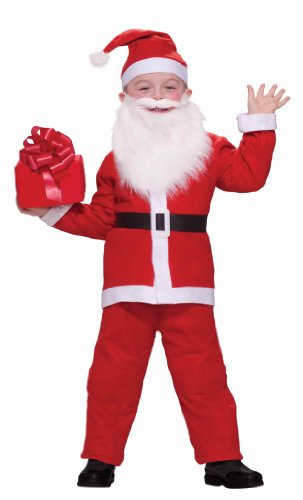 Forum Novelties Simply Santa Child Costume -