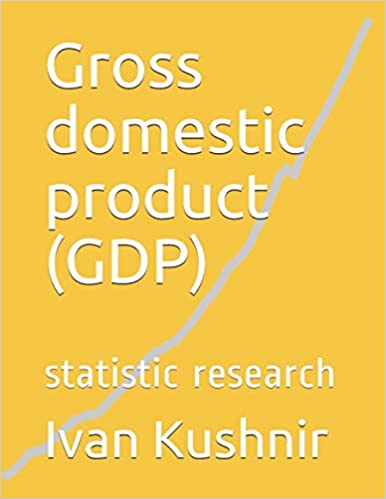 Gross domestic product (GDP): statistic research