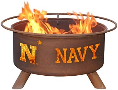 Patina Products F474 United States Naval Academy Fire Pit