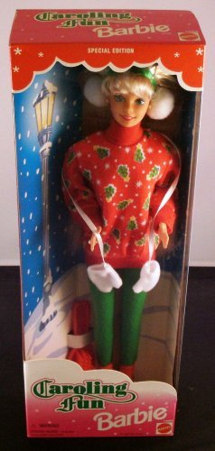 Barbie Caroling Fun 1995