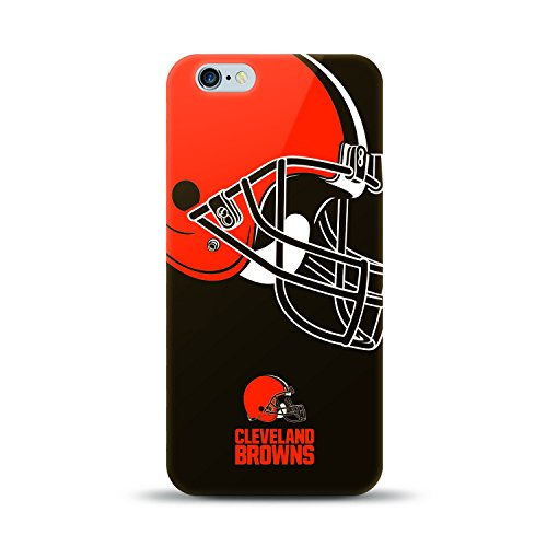 NFL iPhone 6plus /6s Plus Licensed Cleveland Browns TPU Case