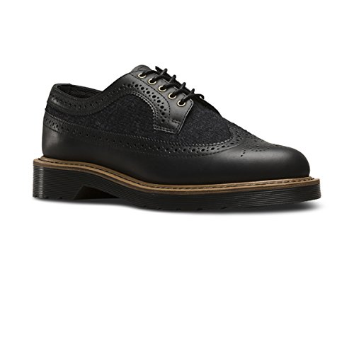 cheap sale cheapest price discount exclusive Dr. Martens Men's 3989 Oxford Black Dark Grey buy cheap prices sale limited edition cheap authentic outlet 21FksqEGRg