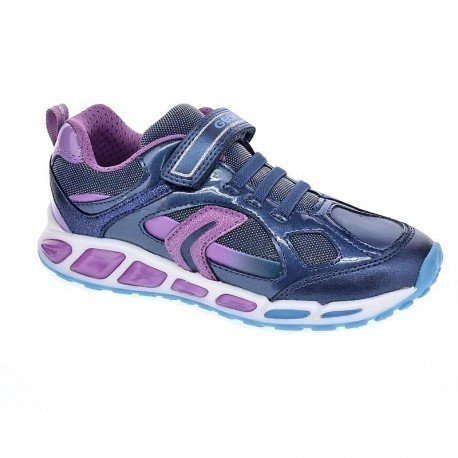 Geox-J-Shuttle-Girl-D-Zapatillas-para-Nias