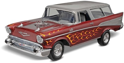Revell 1:24 1957 Chevy Nomad - Chevy Nomad Wagon